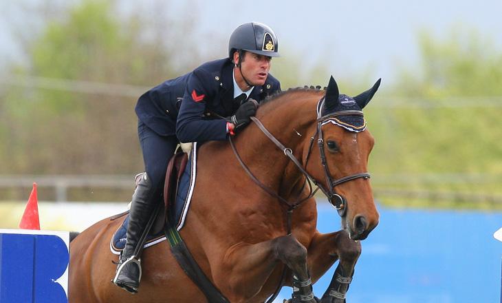 Tendercapital Equestrian Team-Secondo posto per Luca ...