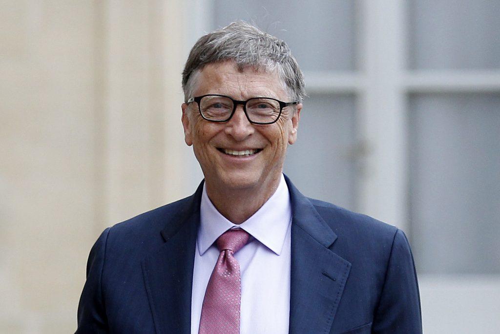 Bill Gates Net Worth: $132 billion