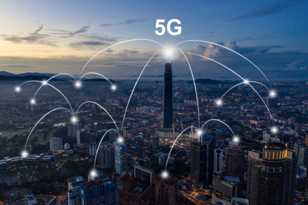 The state of 5G around the world   Tendercapital