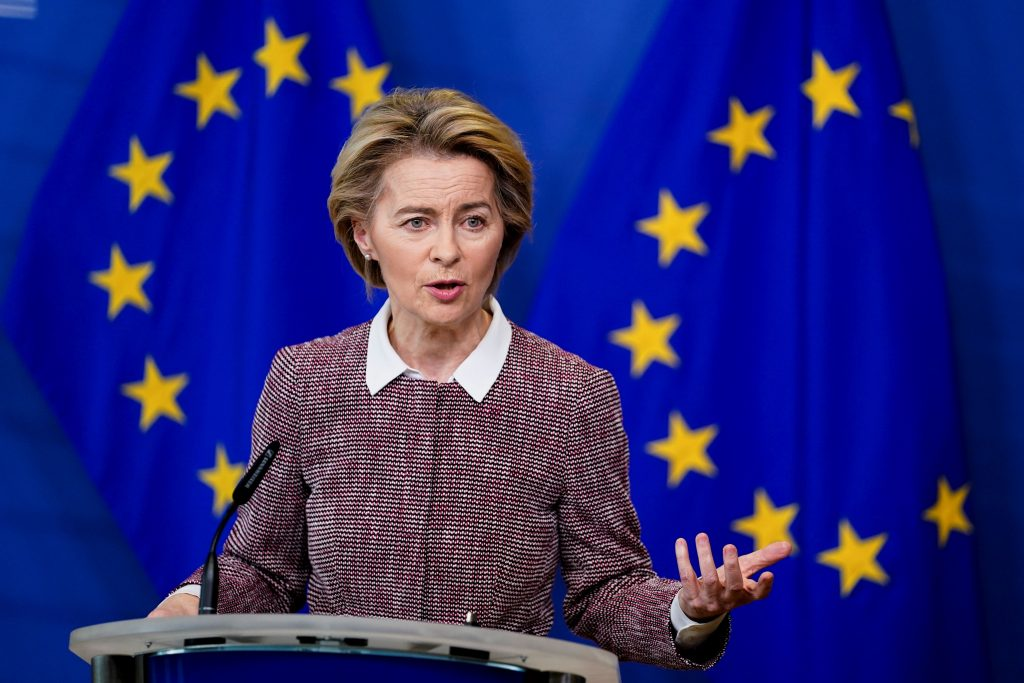 ursula von der leyen green deal tendercapital