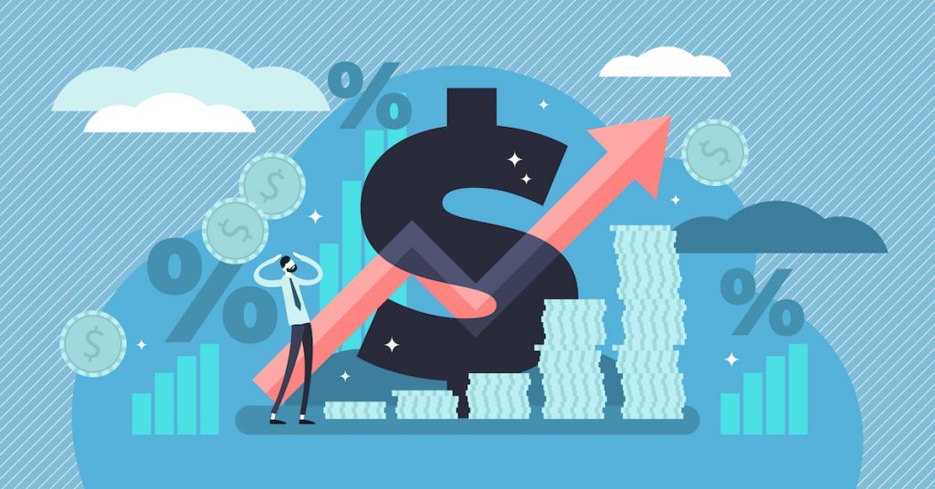 Inflation, hyperinflation and deflation? | Tendercapital